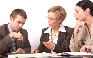 http://www.dreamstime.com/royalty-free-stock-photo-business-meeting-2-2-woman-1-man-image419725